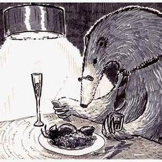 #art #artist #instaart #instaartist #artsanity #arthabit #sketch #dan_ene #alsace #strasbourg #dailysketch #dailypic #dailyart #dailydrawing #drawing #illustration #doodle #lineart #markers #Photoshop #weird #spooky #instadaily #anteater #adayinthelife #moody
