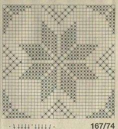 Crochet Bedspread, Crochet Quilt, Crochet Cross, Crochet Squares, Filet Crochet, Crochet Home, Crochet Doilies, Crochet Motif, Crochet Stitches