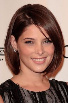 Beautiful Inverted Bob Hairstyles for Fine Hair