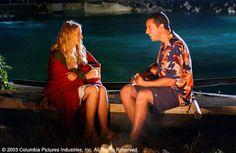 Still of Drew Barrymore and Adam Sandler in 50 First Dates