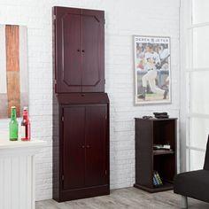 Worcester Arcade Style Dart Board Cabinet
