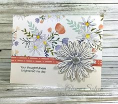 Delightful Daisies Stampin' Up!