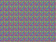 magic eye pictures | Magic Eye no actual magic