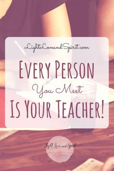 Can you learn something from everyone? How to get along with people you don't like. Everyone is your teacher.