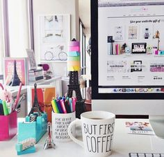 DIY INSPIRATION OFFICE