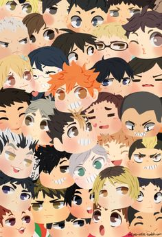 Art c: | Haikyuu!! These are some of my faves, i wanted...