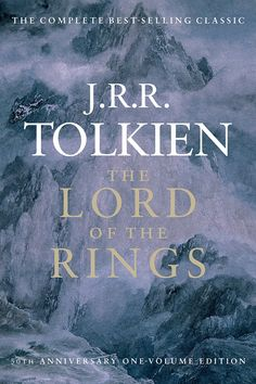The Lord of the Rings by J.R.R. Tolkien #Books #Kids #Adventure