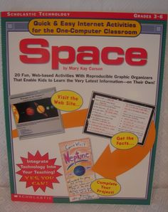 Quick and Easy Internet Activities for the One-Computer Classroom - Space