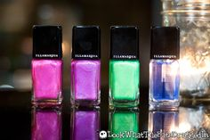 Look What the Bats Dragged In! Illamasqua Paranormal Collection Blogger Launch