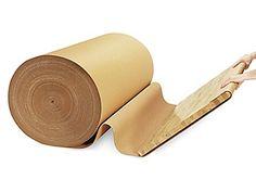 Corrugated Wrap Roll - A Flute, 48