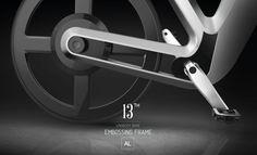 13th Bike by Francois Baptista