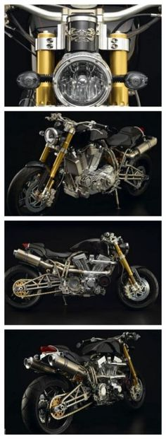 10 of the Most Expensive Bikes in The World - A Ecosse FE Ti that will blow you away!  #luxury #playboy