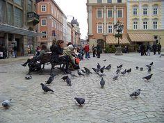 Lviv, Ukraine. My father's Polish ancestors came from here.
