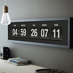 Coolest clock/ calendar