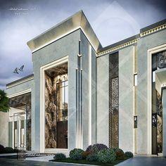 Facade House, Studio, Uae, Palace, Villa, Mansions, Elegant, Luxury, Architecture