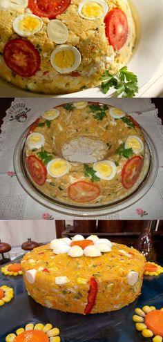 Brazilian Dishes, Canapes, Christmas Treats, Food Art, Food And Drink, Appetizers, Low Carb, Cooking Recipes, Favorite Recipes