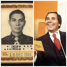 Gene Rayburn (December 22, 1917 – November 29, 1999) was an American radio and television personality. Rayburn enlisted in the U.S. Army Air Force and served in World War II.