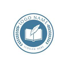 Free Book Logo Designs
