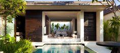 Alila Villas Uluwatu, ecoturismo de lujo en la isla de Bali