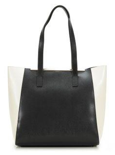 wardow.com - Tasche von Coccinelle, Amy Handtasche Leder mehrfarbig 36 cm