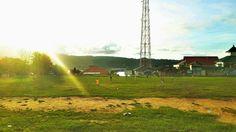 Lapangan Galunggung in Ambon, Maluku