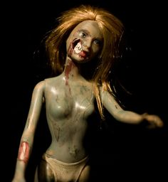 yes! Finally Zombie Barbie