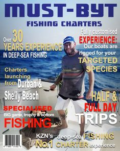 The best fishing charters | Must Byt