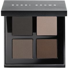Bobbi Brown Downtown Cool Eye Shadow Palette, Turn Up The Smolder... ($42) ❤ liked on Polyvore featuring beauty products, makeup, eye makeup, eyeshadow, no color, palette eyeshadow and bobbi brown cosmetics