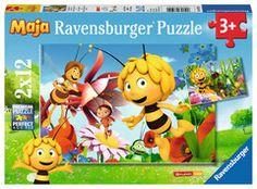 Biene Maja auf der Blumenwiese | Kinderpuzzle | Puzzles | Shop | Biene Maja auf der Blumenwiese