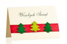 Znalezione obrazy dla zapytania kartki świąteczne ręcznie robione