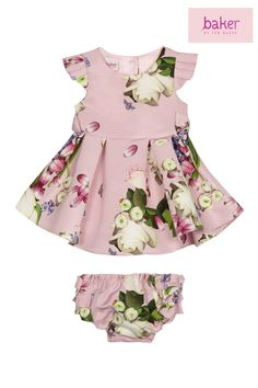 04125c90d Buy baker by Ted Baker Ottoman Dress And Pant from the Next UK online shop