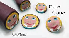 EXPAND! info in: English, Español, Italiano, Français In this video I show you how to make a Girl face millefiori cane. I used polymer clay (Fimo, Cernit, Pr...