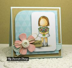 I Pick You, Patterned Triangles Background, Blueprints 3 Die-namics, Blueprints 14 Die-namics - Jodi Collins #mftstamps
