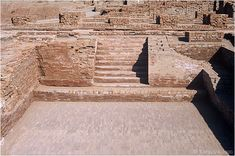Great Bath  Mohenjodaro