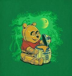 Pooh fusión Star Wars