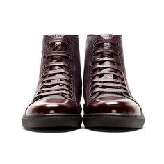 finest selection 22247 c21b3 Marc Jacobs Plum Sneakers 2 Stivali Da Uomo, Scarpe Da Uomo, Scarpe Per  Uomini