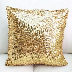 Sequin Throw Pillows (Several Sizes Available!)