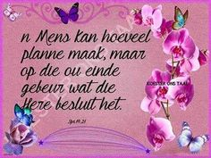 N mens kan. Afrikaans Quotes, Thank You Jesus, Living Water, Qoutes, Christian, Tableware, Cards, Lisa, Inspirational