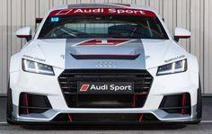 アウディ「TT」のレースカーが完成!! 「アウディスポーツTTカップ」を2015年のDTMで開催!! - Autoblog 日本版