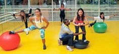 Salsa Com Pimenta: Exercício Funcional Salsa, Gym Equipment, Exercise, Home Fitness, Helpful Hints, Get Lean, Ejercicio, Excercise, Salsa Music