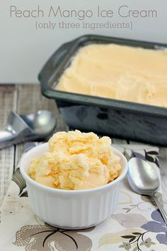 ... Homemade Ice Cream on Pinterest   Homemade ice cream, Ice and Cream