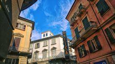 Il centro storico di Alessandria