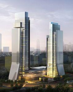 Beijing Feng Tai_Towers