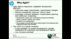 Scrum for All Seasons http://www.itmpi.org/subscribe  Scrum and Agile development practices have proven to be very effective on many software development projects but the good practices embedded in Scrum and Agile apply to much more than software development. In this webinar with Michael Evanoo, we'll explore how Scrum and Agile can be used for almost any type of project to obtain rapid results and excellent visibility.  http://www.itmpi.org/subscribe