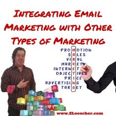 Integrating Email Marketing with Other Types of Marketing