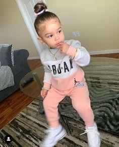 𝓂𝓎 𝓅𝒾𝓃🎀 ⇨ @ glitzprincessxo 𝕥𝕙𝕖 𝕝𝕚𝕥𝕥𝕖𝕤𝕥 - Cute babies - Cute Mixed Babies, Cute Black Babies, Black Baby Girls, Beautiful Black Babies, Cute Babies, Baby Kids, Baby Swag Girl, Cute Little Girls Outfits, Toddler Girl Outfits