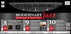Al via la rassegna di musica jazz organizzata dall'Associazione ModernArtMusic. a cura di Redazione - http://www.vivicasagiove.it/notizie/al-via-la-rassegna-musica-jazz-organizzata-dallassociazione-modernartmusic/