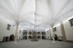 Architectural Fabric - TENARA from SEFAR Architecture