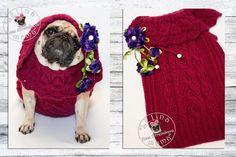 В наличии   #ажур #handmade #хендмейд #pug #pugs #carlino #mops #мопс #ручнаяработа #вязание #вязаниесобакам #олени #собаки #dog #вяжудлясобак #вязанаяодеждадлясобак #вязаниесобакам #одеждаживотным #одеждадлясобак #dogfashion #dog #crochet #lelina_mama #livemaster #новыйгод #dogsweater #instadog #dogsofinstagram #вяжу #lelinamama #жаккард