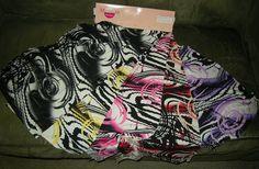 5 Pc Retro Meridian Textiles Fabric Sample by VintageClothesNJunk